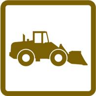 Engins de chantier (R372M)